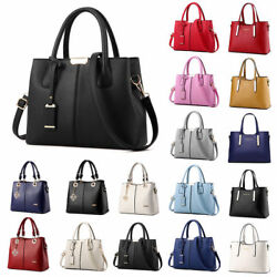 Women Lady Handbag Shoulder Bags Tote Purse Leather Messenger Hobo Bag Satchel $20.86