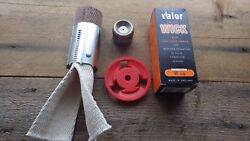 Set Valor W44 Wick And Wick Trimmer Cleaner And Flame Spreader Paraffin Heater