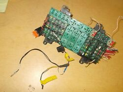 Commercial Truck Fuse Block E2465-012 Free Shipping
