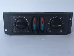 2004 2005 Chevrolet Impala Monte Carlo Heater AC Climate Control OEM 10347157