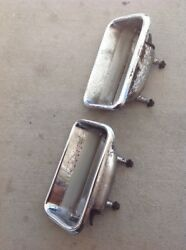 1965 Lincoln Continental Rear Lamp Salvage