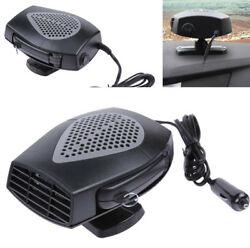 Portable 150W Auto Car Portable Heater Fan Dryer Windscreen Defroster Demister
