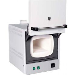 Laboratory 8ltr Muffle Furnace Top Temp 1100 Degrees Fully Controllable