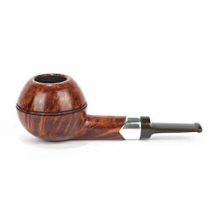 S. Bang Pipe, Silver Band 9 - Hand Made In Denmark - New/never Smoked