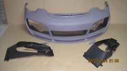 TECH style body kit fit for Porsche 2010 911 997.2 Turbo Carrera C4S