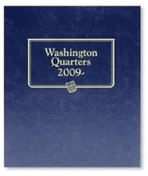 Statehood Quarters 2009 Pds Whitman Coin Album 2642 Collector Gift Free Us Post