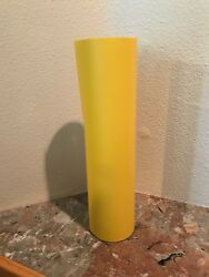 Stahlsand039 Thermo-film Heat Transfer Vinyl - Maize - 15 X Approx 5 Yards