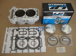 Rzr Xp900 Xp 900 Big Bore Cylinder Kit 98mm,975cc Cp Piston 11.51 With Gasket