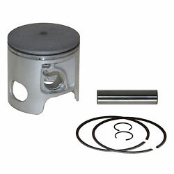 New Stbd Piston Kit +.020 For Yamaha 225-250hp 1990-94 76andordm 3.3l 61a-11636-02-0
