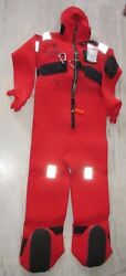 Mustang Survival Adult Universal Immersion Suit MIS230 HR with Original Bag