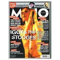 Mojo Magazine April 2007 Mbox2833 Iggy And The Stooges - Arcade Fire - Ron Wood