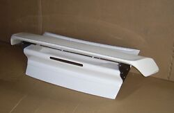 Ta Style Fiber Glass Rear Spoiler Wing With Base Fit Porsche 996 911 Turbo