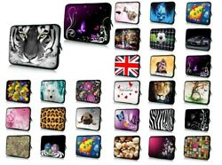 Waterproof Pattern Sleeve Case Bag Cover Pouch for 7