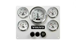 Volvo Diesel Instrument Panel4k Tach No Hour Meter Made In Usa Ready To Instal