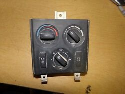 Volvo 21326144 Behr R2659005 Heater AC Climate Control *FREE SHIPPING*
