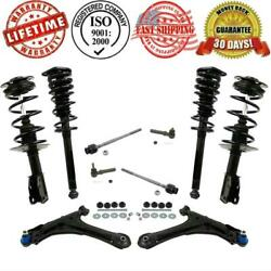For 00-05 Cavalier Complete Strut And Spring Control Arm Chassi Steering 12pc Kit