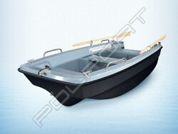 New Rowing Boat Fishing Boat Polport 370 13ft New High Quality Motor Dinghy 2020