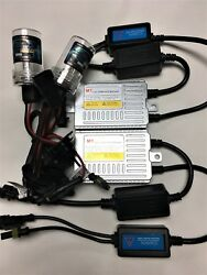 LOW BEAMS 55W H7 SLIM XENON HID KIT M11 NO CANBUS ERROR FOR Toyota Cadillac BA
