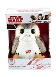 Life-size Interactive Action Porg Plush The Last Jedi Start Wars Toy For Boy New