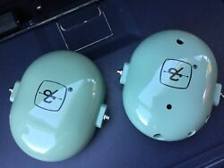 Original David Clark 2 Pc. Replacement Domes For H-3331 H3332 H10-30 + Others