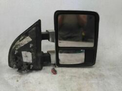 08 Ford F250sd Pickup Passenger Right Side View Mirror 158911