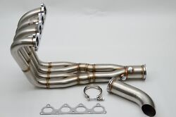 1320 Performance Race Series H2b Header Tri-y Step Collector 3 H22 With B Trans