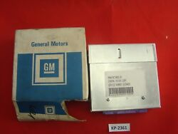 Opel Control Unit Central Injection Kadett Astra Vectra 1237401 16154669 C-3