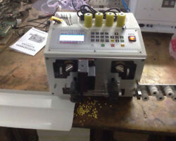 Automatic Two - Wire Computer Stripping Machine Xc-220