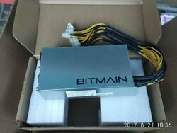Original Antminer Apw3++ Psu 1600w Power Supply For S9 Or L3+ S7 D3