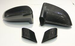 Carbon Fiber side mirror housing fit for Lamborghini 2003-07 Gallardo LP540 RHD