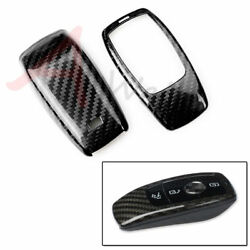 Carbon Fiber Case For 2017 Mercedes Benz W213 E-Class Smart Key Fob Shell E300