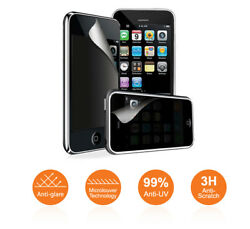 NEW 5 Pcs LCD Privacy Front Screen Protector Film Guard Skin Cover for iPhone 3G
