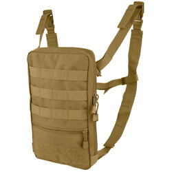 Condor Tidepool Patrol Hydration Carrier Molle Bladder Included Coyote Brown