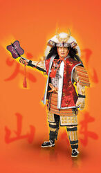 Japanese Samurai Takeda Shingen Intand039l Version 1/6th Scale Action Figure By Did