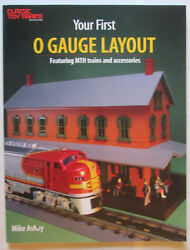 Your First O-gauge Layout Featuring Mth Trains And Accessories...19.95