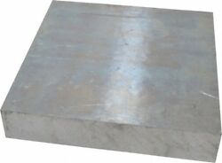 Value Collection 1-1/2 Inch Thick X 8 Inch Wide X 8 Inch Long, Aluminum Plate...