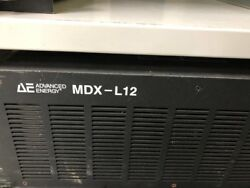 Applied materials AE MDX-L12 DC POWER SUPPLY AMAT