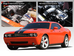 Challenger HEMI SRT8 6.1L 8-10 Procharger P1SC1 Supercharger Stage 2 Intercooled