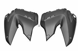 Carbon Tank Cover (Side Fairing) for BMW R 1200GS 2008-2013