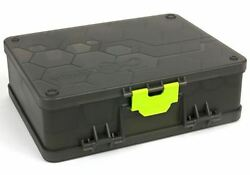 Fox Matrix Double Sided Feeder And Tackle Box / Coarse Fishing Accessories