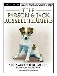 Jack Russel Terrier Dog Care Training Book & DVD