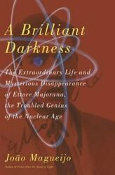 A Brilliant Darkness The Extraordinary Life And Disappearance Of Ettore New