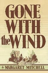 Gone With The Wind By Margaret Mitchell New
