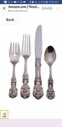 Francis 1 Silver Serving 4 Piece Place Setting