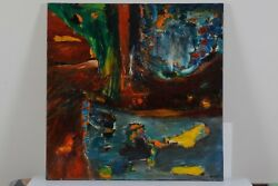 Abraham Gustin Museum Gallery Collectors Itm Home Decor Office Gift Wall Latin