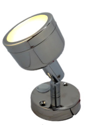 Led Stainless Steel 304 Reading Wall Light Dimmable Splashproof Marine Boat