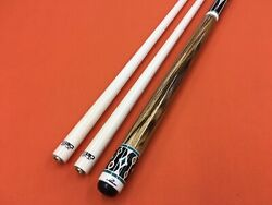Longoni Carom Cue Infinity Ny S20 Shafts And Patented Case