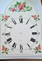 Hermle - Grandmother Clock Dial 250x250 X330 For 1161 Cable Movements