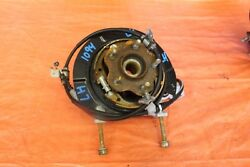 2011 Nissan Gt-r R35 Awd Oem Factory Lh Driver Rear Spindle And Hub Gr6 Vr38 1094