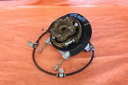 2011 Nissan Gt-r R35 Awd Oem Factory Rh Passenger Rear Spindle And Hub Vr38 1094